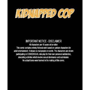 Kidnapped Cop (Interracial-Comics) thumbnail