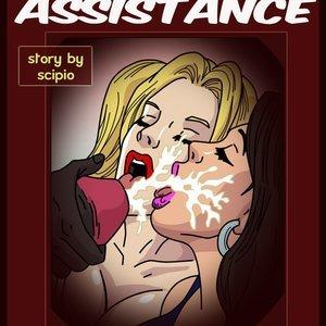 Roadside Assistance Interracial-Comics