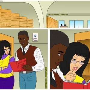 University Library (Interracial-Comics) thumbnail