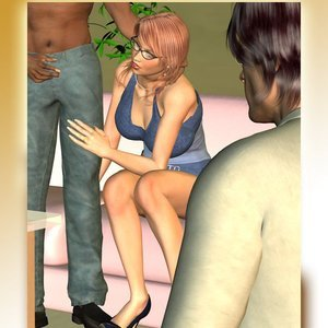 Interracial-Comics Wife Service gallery image-001