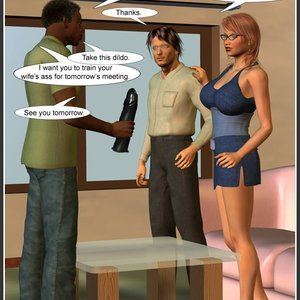 Interracial-Comics Wife Service gallery image-018