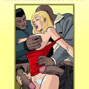 Wives Wanna Have Fun Too (Interracial-Comics) thumbnail