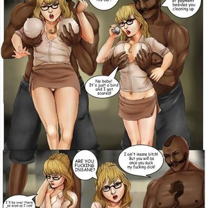 InterracialComicPorn Comics Accident Punishment gallery image-004