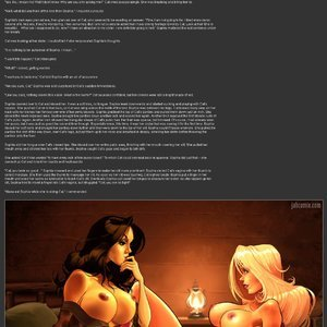 JAB Comics A Blizzard  Night of Firsts gallery image-042