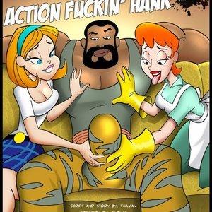 Action Hank – Issue 1 JAB Comics