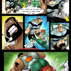 JAB Comics Action Hank - Issue 1 gallery image-004
