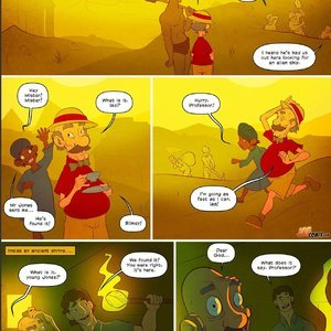 JAB Comics Grumpy Old Man Jefferson 5 gallery image-002