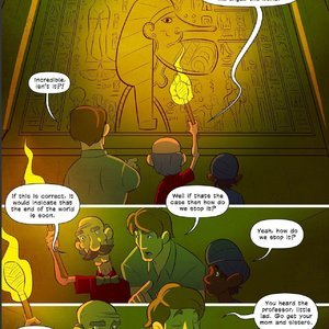 JAB Comics Grumpy Old Man Jefferson 5 gallery image-003