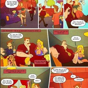 JAB Comics Grumpy Old Man Jefferson 5 gallery image-019