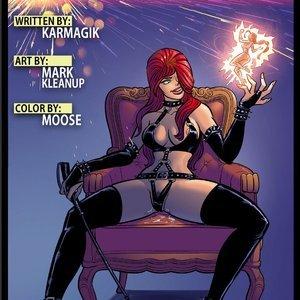 Omega Girl – Issue 5 JAB Comics