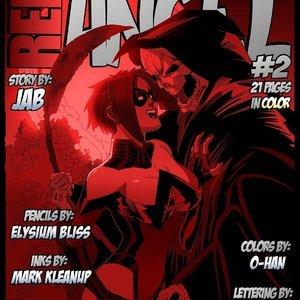 Red Angel 2 JAB Comics