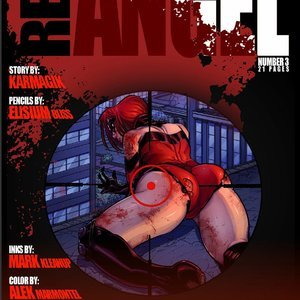 JAB Comics Red Angel 3 gallery image-001