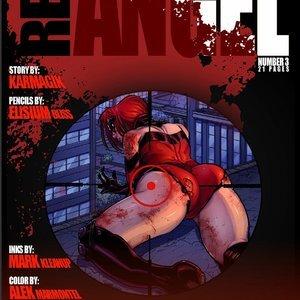 Red Angel 3 JAB Comics