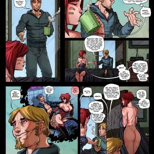 JAB Comics Red Angel 3 gallery image-004