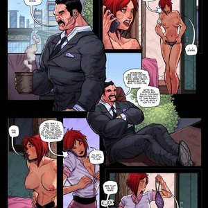 JAB Comics Red Angel 3 gallery image-006