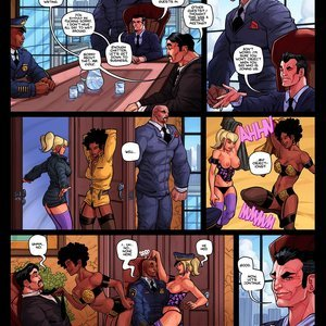 JAB Comics Red Angel 3 gallery image-013