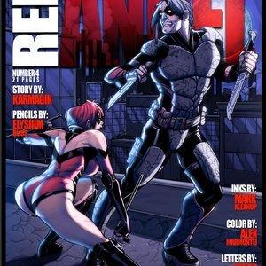 Red Angel 4 JAB Comics