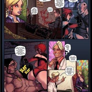 JAB Comics Red Angel 4 gallery image-004
