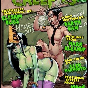 The Creepies – Issue 2 JAB Comics