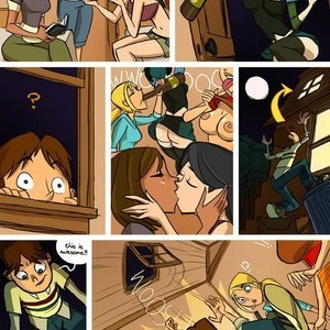 Total Drama Intercourse JKR Comix