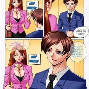 Daveyboysmith Manga Jadenkaiba Comics