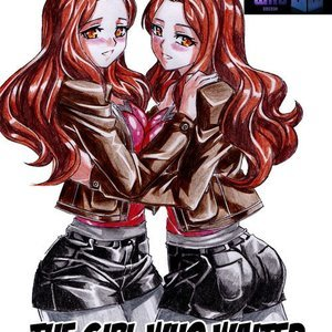 The Girl Who Waited – Doctor Who Fan Fic Manga Special Jadenkaiba Comics