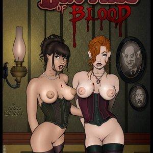 Brothel of Blood James Lemay Comics