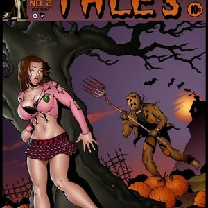 Carnal Tales – Issue 2 James Lemay Comics
