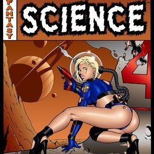 Carnal science – Issue 1 James Lemay Comics