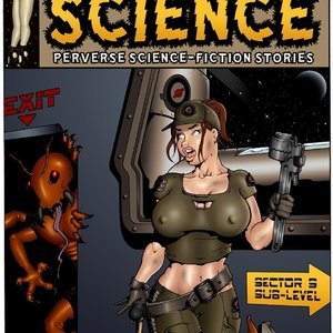 Carnal science – Issue 2 James Lemay Comics