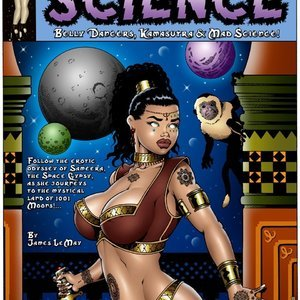 Carnal science – Issue 3 James Lemay Comics