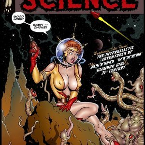 Carnal science – Issue 4 James Lemay Comics