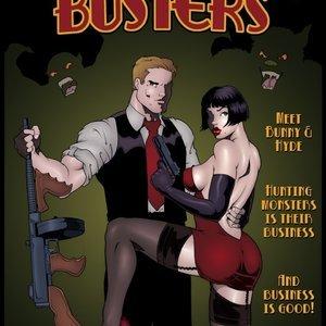 Creature Buster James Lemay Comics