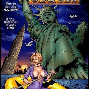 Kandi – Last Girl on Earth James Lemay Comics