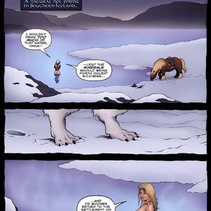 Norse Dawn of The Shield Maiden James Lemay Comics
