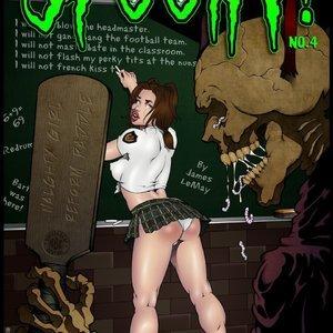 Spooky – Issue 4 (James Lemay Comics) thumbnail