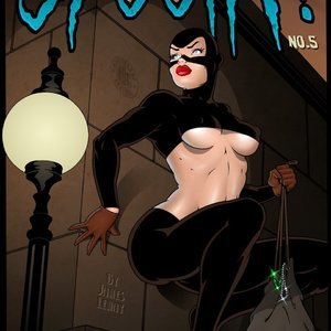 Spooky – Issue 5 James Lemay Comics