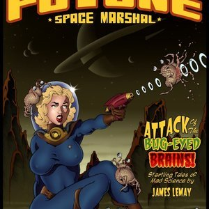 Stacey Future – Issue 1 James Lemay Comics