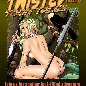Twisted Toon Tales – Issue 5 James Lemay Comics