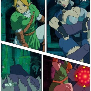 Ocarina of Time Jay Marvel Comics