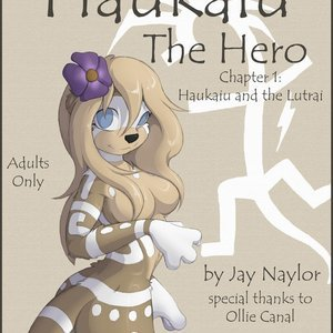 Haukaiu The Hero – Issue 1 Jay Naylor Furry Comics