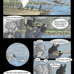 New Worlds Jay Naylor Furry Comics