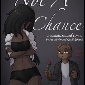 Not a Chance Jay Naylor Furry Comics