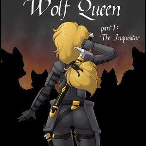 The Rise of the Wolf Queen – Issue 1 Jay Naylor Furry Comics