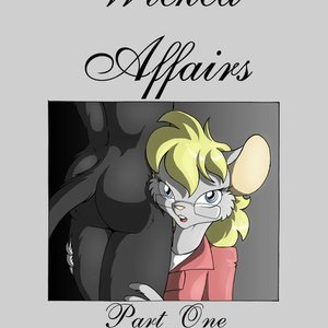 Wicked Affairs – Issue 1 Jay Naylor Furry Comics