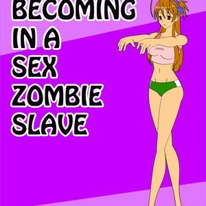 Becoming in a Sex Zombie Slave (Jimryu Comics) thumbnail