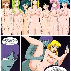 Jimryu Comics The Target Is - Samus Aran gallery image-005