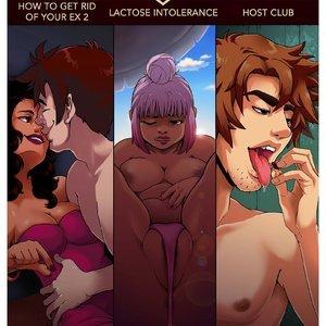 Size Horrors Jitensha Comics