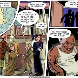 JohnPersons Comics Daphne Dare gallery image-003