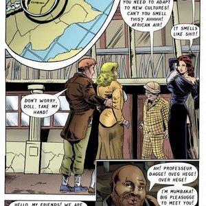 JohnPersons Comics Daphne Dare gallery image-004